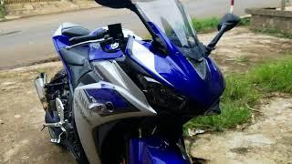 Đắng lòng thanh niên lần đầu thấy xe Môtô ( Yamaha R3 )
