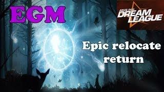 Dota 2 - Epic relocate return by EGM - Alliance vs C9 - Grand Final DreamLeague!