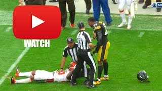 The Most Heated Moments of Week 1 (HD) 2018 NFL Season