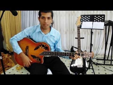 La niña de tus ojos tutorial guitarra ( clase # 7)
