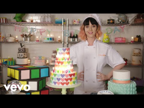 Baixar Katy Perry - Birthday (Lyric Video)