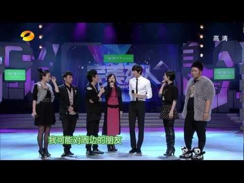 【HD】20120114 Lee Min Ho Happy Camp 快乐大本营