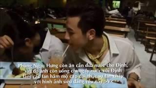 """Bắt gặp """"Hot boy học đường"""" Phí Ngọc Hưng hẹn hò cùng cô bạn du học sinh Hàn Quốc siêu dễ thương."""