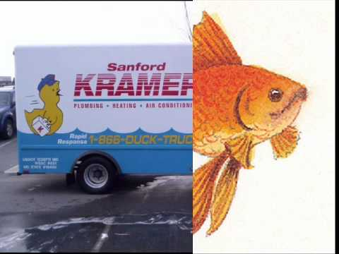 Sanford Kramer Birthday Radio Commercial