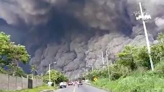 indonesia volcano eruption 2018