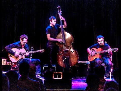 Ultrafaux & Friends - Full HD Concert @ Creative Alliance - original gypsy jazz (OFFICIAL)