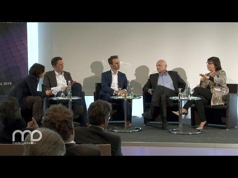 Diskussion: Inhalte, Formate, Rechte - was haben Netflix & Co. zu bieten?