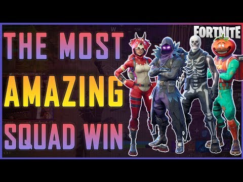 Fortnite - Amazing Win ft. Ninja, Myth, & TimTheTatMan - April 2018 | DrLupo