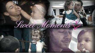 Uncle Nick Jonas with Alena & Valentina (sweet moments!) ❤