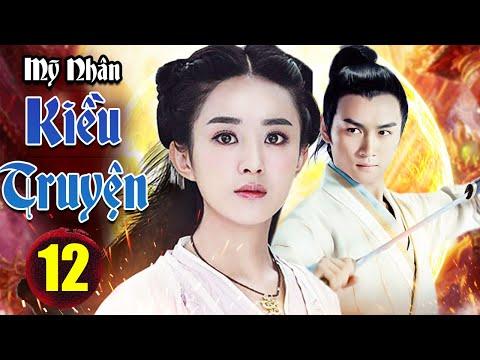 Phim Hay 2021 | MỸ NHÂN KIỀU TRUYỆN TẬP 12 | Phim Bộ Cổ Trang Trung Quốc Mới Hay Nhất