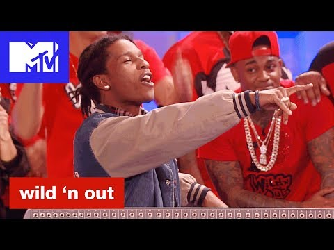 Chico Bean Goes Full Lil Uzi Vert & Karlous Miller Does A$AP Ferg   Wild 'N Out   MTV