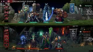Bungcast: Team Secret vs Vici Gaming GAME 2 DreamLeague Season 11  Upper Bracket Round One