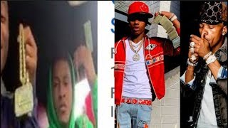 Goon Angry With Lil Baby After Getting Chain Snatch Where Was Your Gun..DA PRODUCT DVD