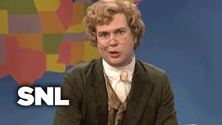 Weekend Update: Jebediah Atkinson on Holiday Movies - SNL