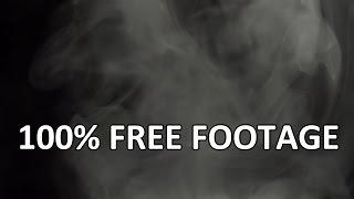 Beachfront B-Roll: Thick Smoke (Free to Use HD Stock Video Footage)