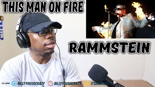 Rammstein - Rammstein REACTION! I REALLY DON'T KNOW WHAT I WATCHED LMAO