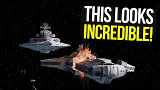 You NEED to see this incredible SPACE BATTLE series! (it needs our support!)