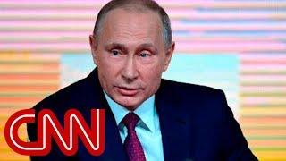 Fareed: Putin speaks... in English?