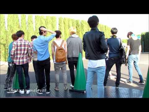 EXO at Disneyland pt.5 120519