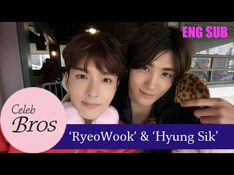 Ryeowook(Super Junior) & Park Hyungsik(ZE:A), Celeb Bros S3 EP2