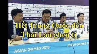 U23 Việt Nam bị Trung Quốc và Thái Lan ghen tị