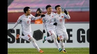 Qatar 2-2 Vietnam (AFC U23 Championship 2018: Semi-finals)