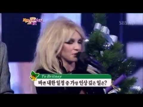 BoA Kwon and Britney Spears Special Performance Part 2