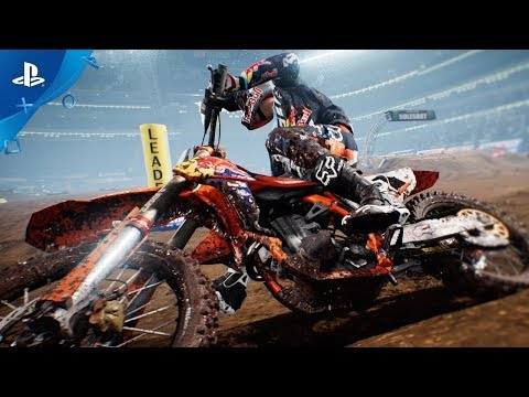 Monster Energy Supercross - The Official Videogame Trailer
