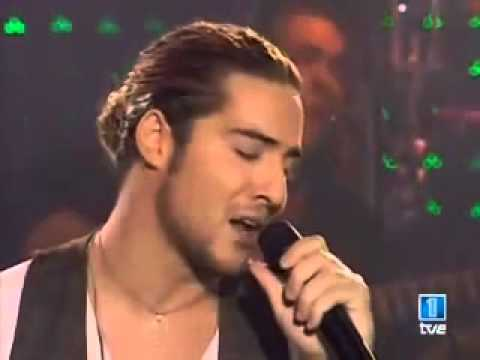 Baixar DAVID BISBAL DIGALE en vivo 2006 ESPECIAL   YouTube