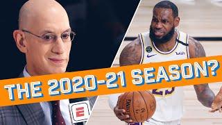 When Will the 2020-21 NBA Season Start? | The Mismatch | The Ringer