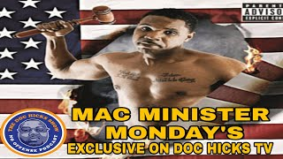 Mac Minister On E40, Snoop Dogg, Messy Marv The Game + More #MacMinisterMondays Part 2