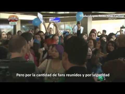 130608 MBC Documental SUPER JUNIOR SS5 en Sudamerica - Parte 1 - SUB ESP