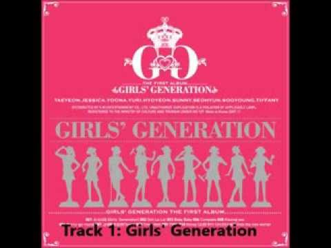 Girls' Generation (SNSD) - 소녀시대 (Girls' Generation) {Full Album}