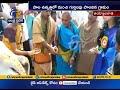Nara Brahmani Visits Uyyalawada Village