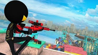 Stickman Battle Shooter 3D (by Awesome Action Games) Android Gameplay [HD]