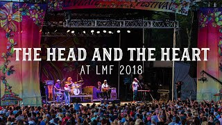 The Head and The Heart at Levitate Music & Arts Festival 2018 - Livestream Replay (Entire Set)