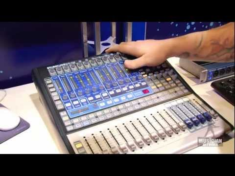 PreSonus: NAMM 2012 Product Showcase