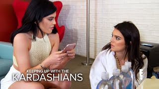 KUWTK | Rob Re-Gifts Kendall's Present to Blac Chyna | E!