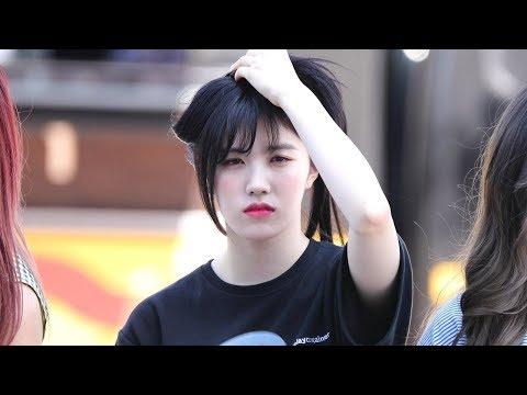 170902 프리스틴 (PRISTIN) 시연 4K 직캠 @음악중심 미니 팬미팅 4K Fancam by -wA-