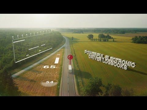 Video: TrakopolisELD - Electronic Driver Log Books