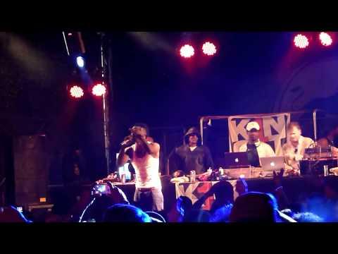 Christopher Martin - Mama & Paper loving live at Summerjam 2012