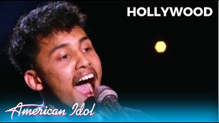 Arthur Gunn: The Talent From Nepal SLAYS in Hollywood the Judges Want MORE! @American Idol 2020