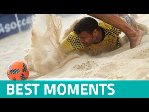 BEST MOMENTS - EURO BEACH SOCCER LEAGUE MOSCOW 2016