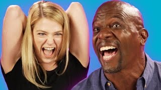 Terry Crews Tricks People Into Eating Crickets