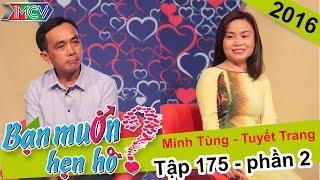 Quyền Linh - Cát Tường mát tay se duyên cho cặp đôi tuổi cọp | Minh Tùng - Tuyết Trang | BMHH 175