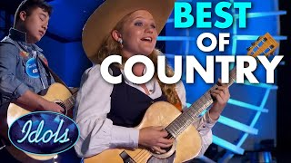 BEST AMERICAN IDOL COUNTRY AUDITIONS ... EVER | Idols Global