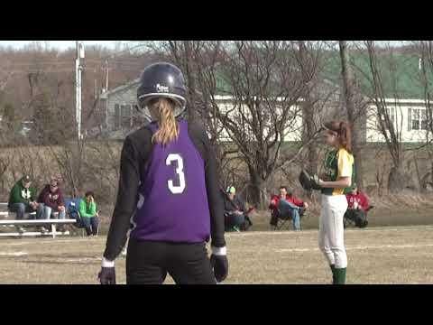 NAC - Ticonderoga Softball 4-18-13