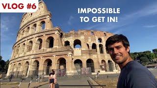 Biggest Tourist Attraction of Rome! | Dhruv Rathee Vlog
