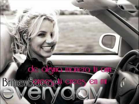 Everyday - Britney Spears Subtítulos Español