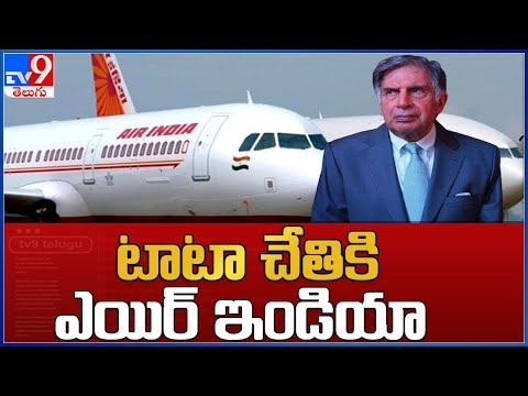 Tata Sons win Air India bid, ending 68 years of government control